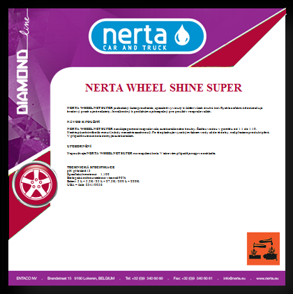 Nerta Wheel Shine Super